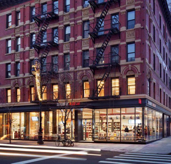 NYC Tenement Museum exterior
