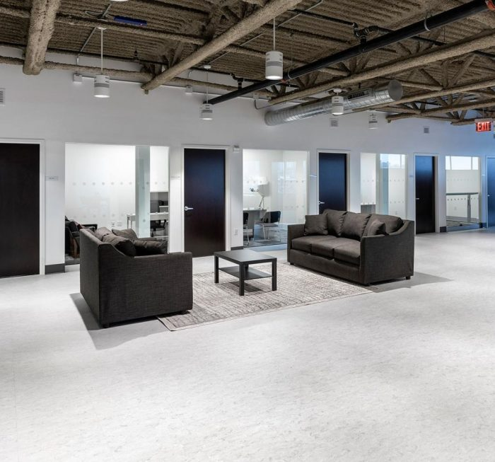 York Studios Bronx interior shot of lobby